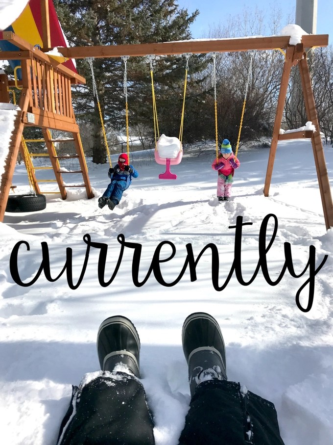 Currently March 2019: What's going on this month for Life With My Littles!