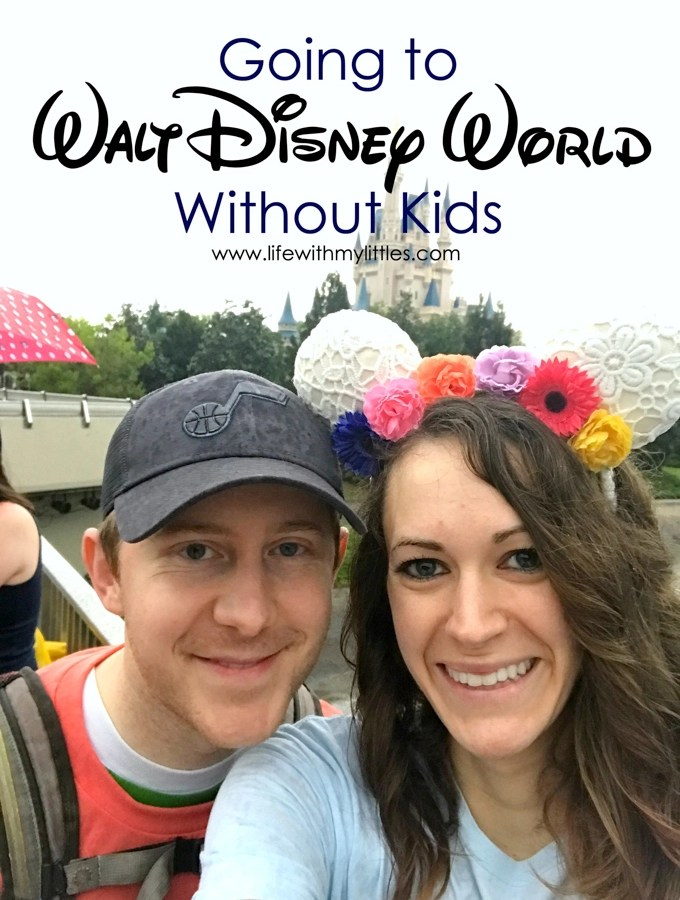 Going to Disney World without Kids