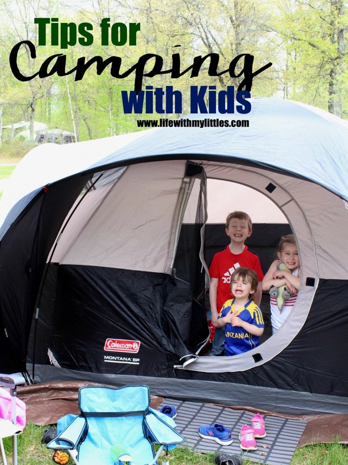 These 27 tips for camping with kids are sure to help you have the best camping trip ever! Make sure you read them before you pack! (And don't forget about the 6 bonus tips for camping with babies and toddlers!)