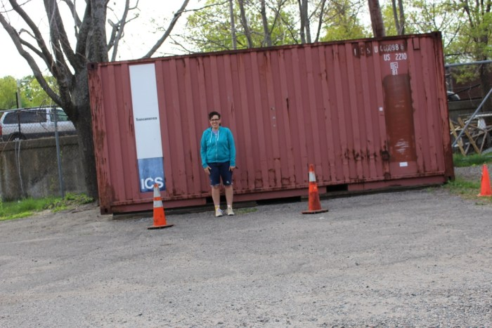 container casey