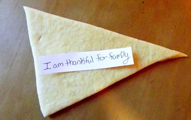 Gratitude Rolls