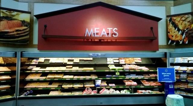 Walmart Fresh Meat #shop #cbias