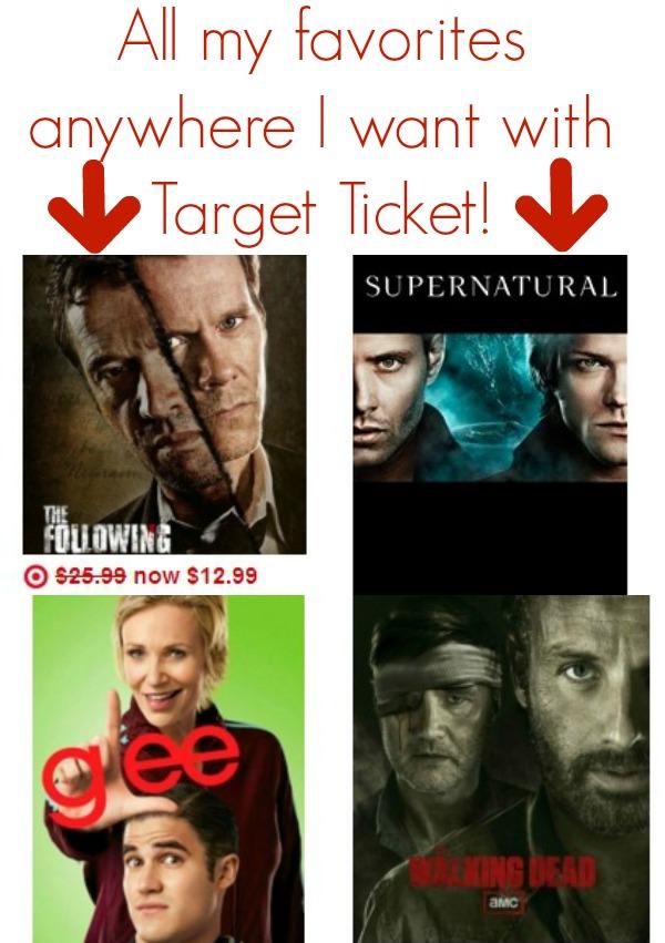 Target Ticket #shop #cbias