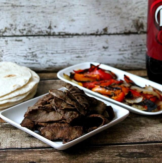 Dr Pepper Fajita Beef #BackyardBash #CollectiveBias