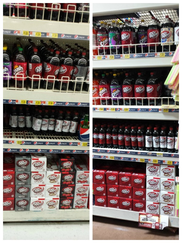 Dr Pepper in Store #BackyardBash #CollectiveBias