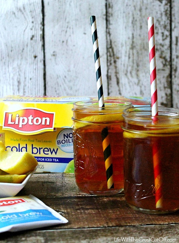 Lipton Tea #TEArifficPairs #CollectiveBias