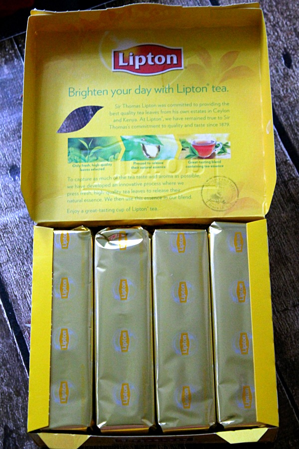 Lipton #TEArifficPairs #CollectiveBias
