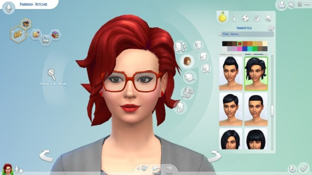 Sims 4 Face #TheSims4 #CollectiveBias