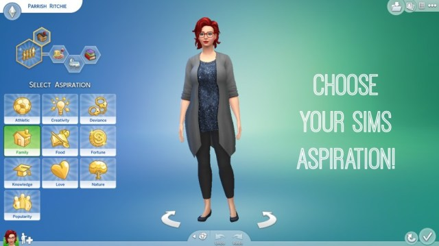 Sims 4 aspiration #TheSims4 #CollectiveBias