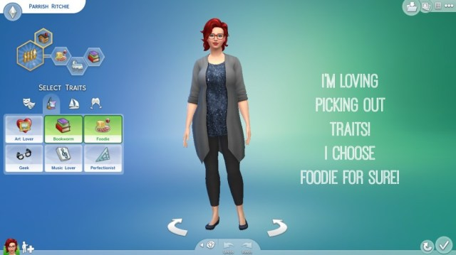 Sims 4 traits #TheSims4 #CollectiveBias
