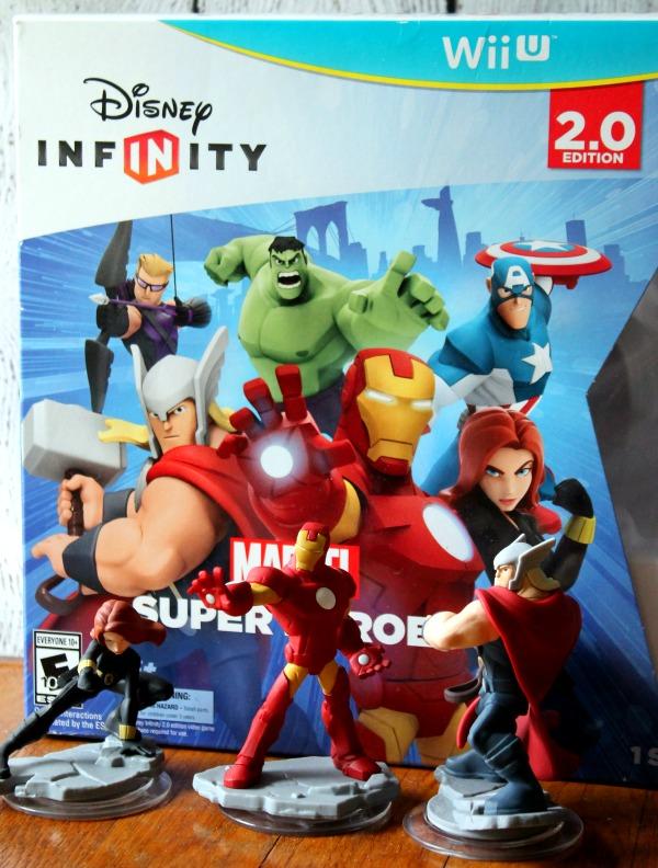 Disney Infinity2.0 #InfinityHeroes #CollectiveBias