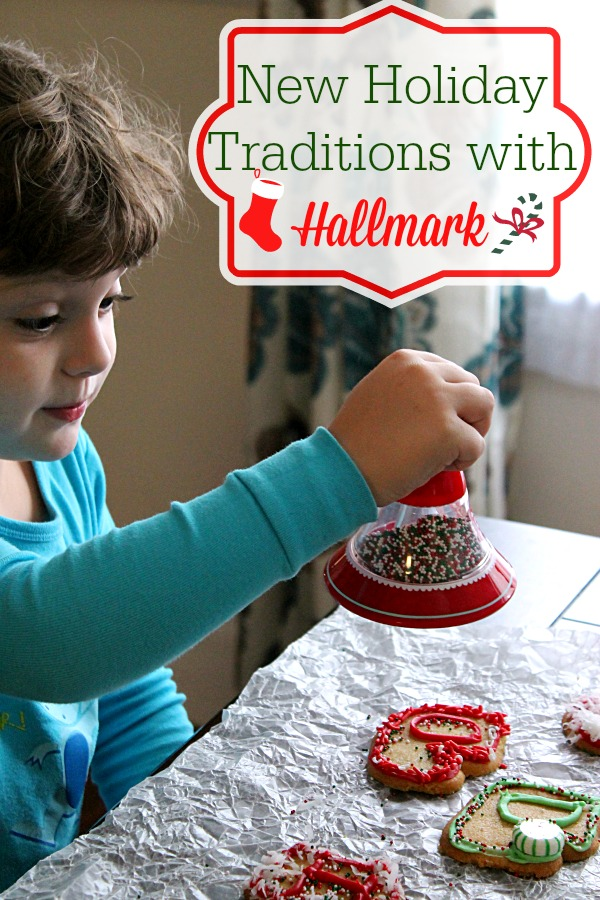 New Holiday Traditions with Hallmark #NorthpoleFun #CollectiveBias