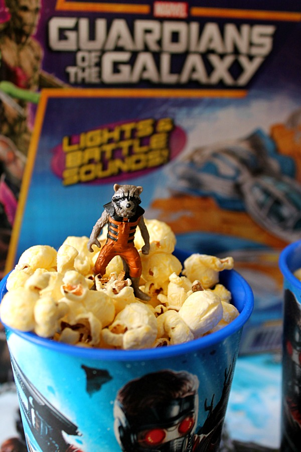 Guardians of the Popcorn #OwnTheGalaxy #CollectiveBias