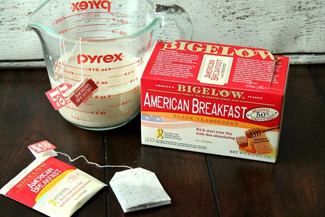 Bigelow American Breakfast Black Tea & Honey #AmericasTea #CollectiveBias