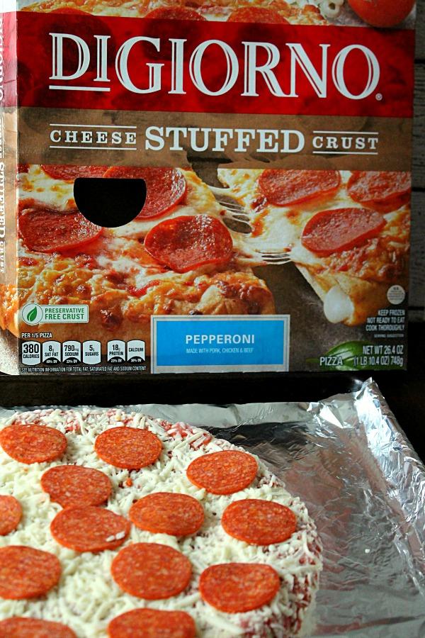 DiGiorno Pizza #PreparetoParty #CollectiveBias
