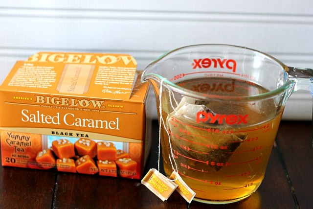Bigelow Salted Caramel Tea #AmericasTea #CollectiveBias