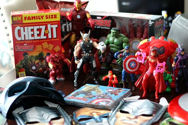 Avengers Unite Set Up #AvengersUnite #CollectiveBias