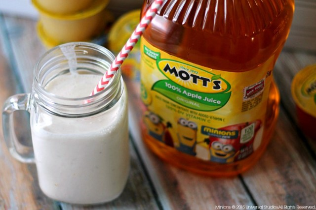 Motts's Juice #MottsAndMinions #CollectiveBias