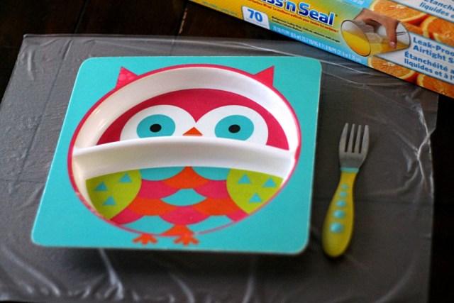 Press'n Seal Plate