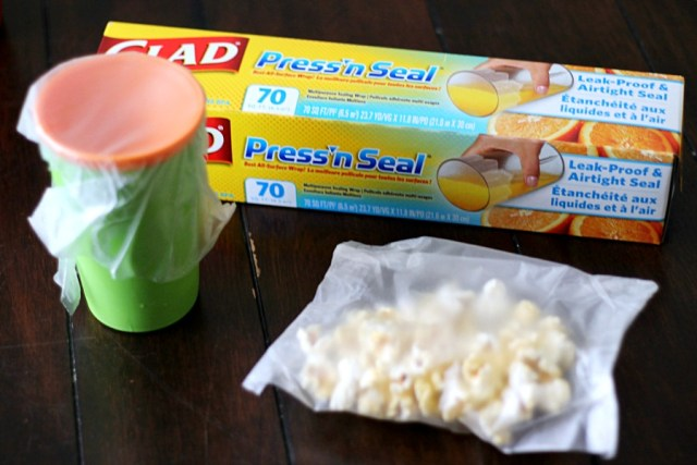 Press'n Seal on the go!
