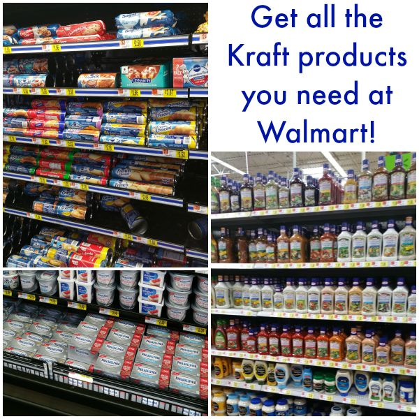 Kraft at Walmart