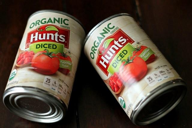 Hunts Organic
