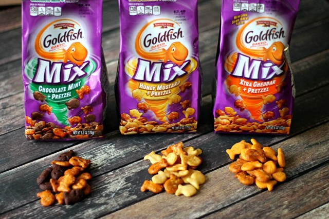 Goldfish Mix!