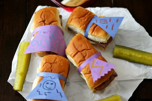 Super Sandwiches!