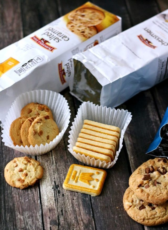 Pepperide Farm Cookies