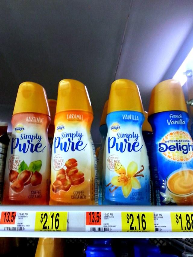 Simply Pure at Walmart