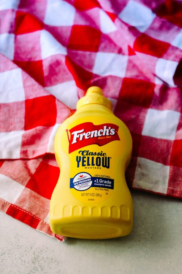 Frenchs Yellow Mustard