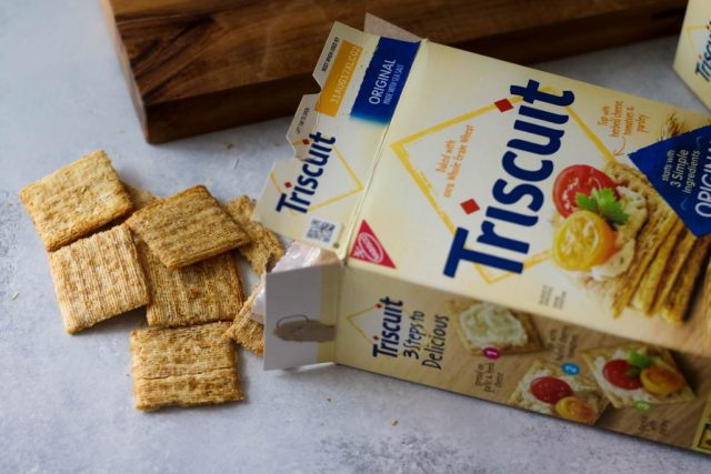 TRISCUITS