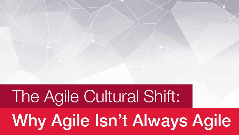 The Agile Cultural Shift
