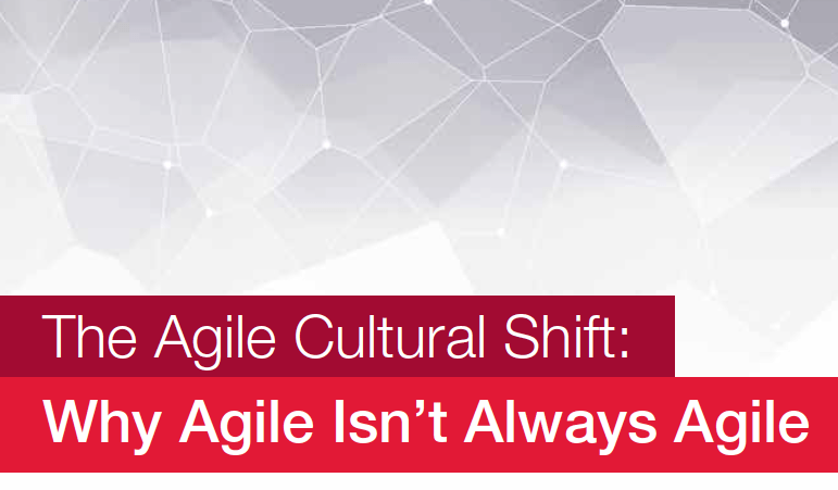 The Agile Cultural Shift
