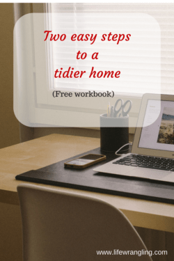 Tidy house: Follow these two simple steps to a neater, tidier home today
