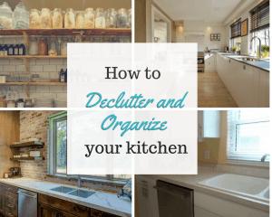 Clutter Free Kitchen 5