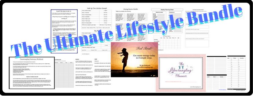 The Ultimate Lifestyle Bundle 3