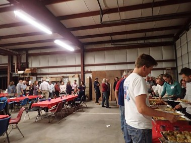 LIFGA 2017 Fall Dinner