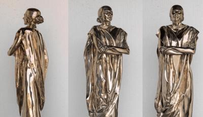Αποκαλυπτήρια για το άγαλμα της Μαρίας Κάλλας στη Διονυσίου Αρεοπαγίτου