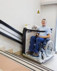 What is a Wheelchair Lift and is it an Option for my Home ...