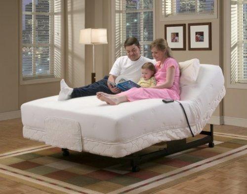 Ecstacy Latex Adjustable Bed Queen