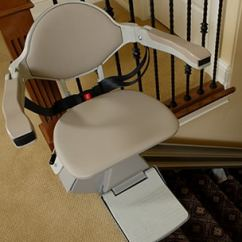 Bruno Lift Chair Round Teak Table And Chairs Stair Lifts For You Get S Most Popular Straight Stairlift The Elan Offers Years Of Dependable Use With Made In America Quality Comes
