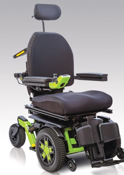 bruno lift chair teak folding cushions quantum-4front-pride-mobility-wheelchair – for you