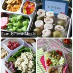 Easy Healthy Lunch Ideas + Inspiration