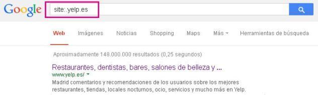 Indexación en Google