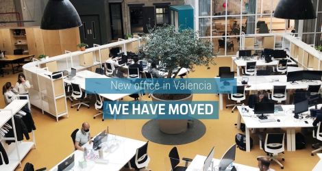 We have moved! New Lifting Group office in Valencia!