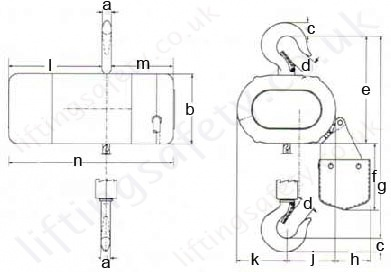 Yale Electric Chain Hoist Wiring Diagram Yale Parts