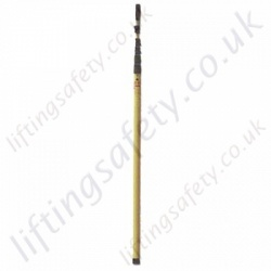 Telescopic Extension Pole With Optional Fittings For
