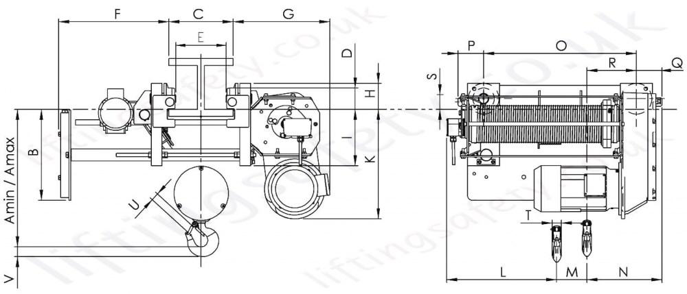 medium resolution of wiring diagram for van dorn molding machine demag wiring yale electric chain hoist manual yale electric chain hoist manual