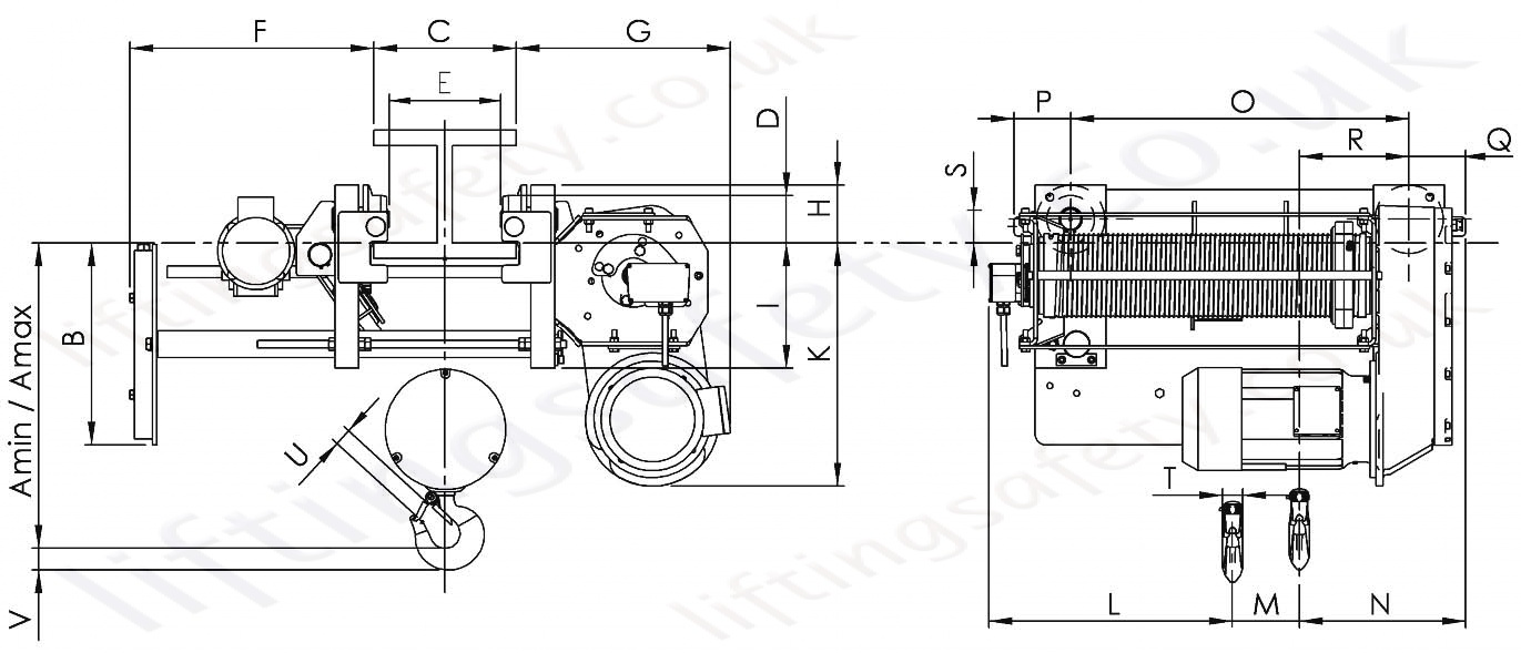 hight resolution of wiring diagram for van dorn molding machine demag wiring yale electric chain hoist manual yale electric chain hoist manual